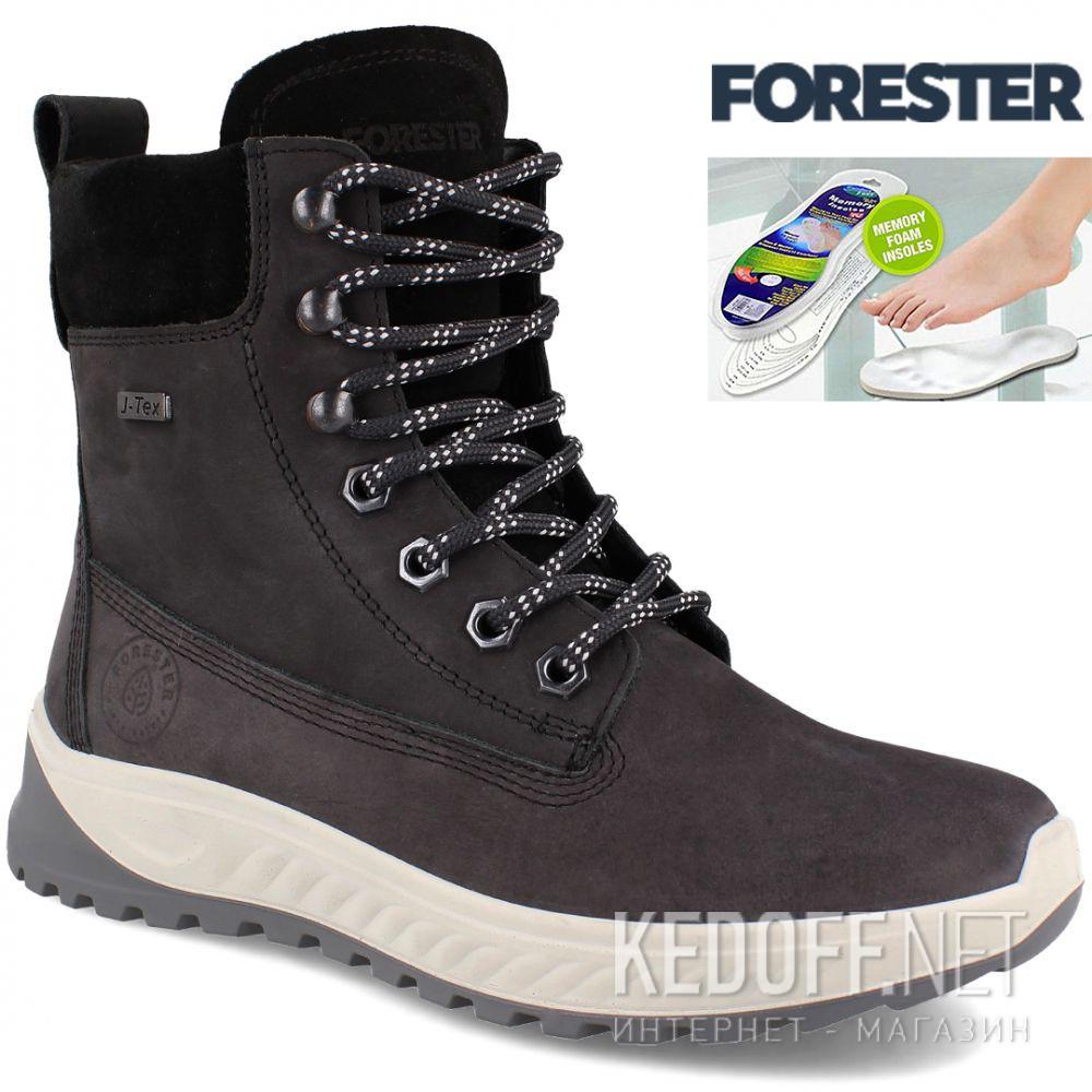 Damskie buty Forester Ergostrike 14501-11 Memory Foam доставка по Украине
