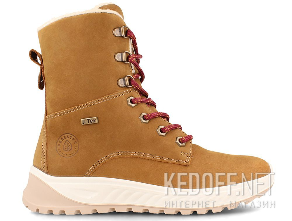 Женские ботинки Forester Ergostrike 14504-7 Memory Foam купить Украина