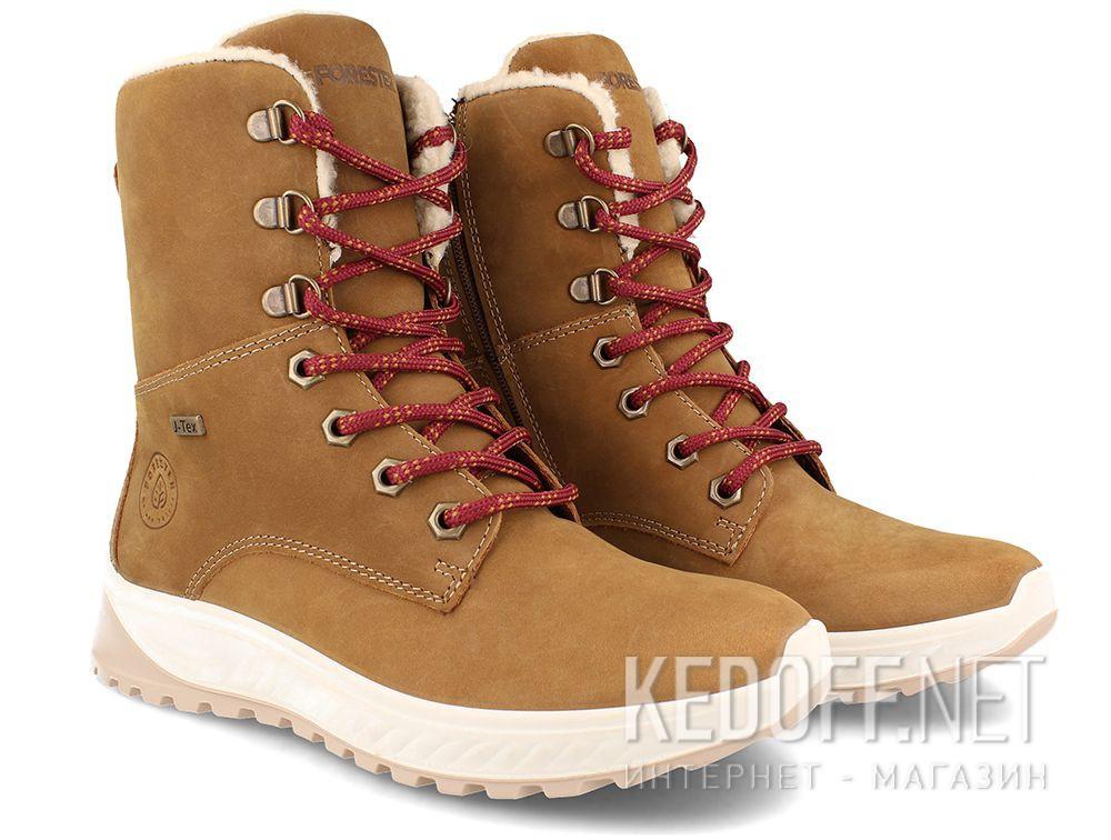 Оригинальные Женские ботинки Forester Ergostrike 14504-7 Memory Foam