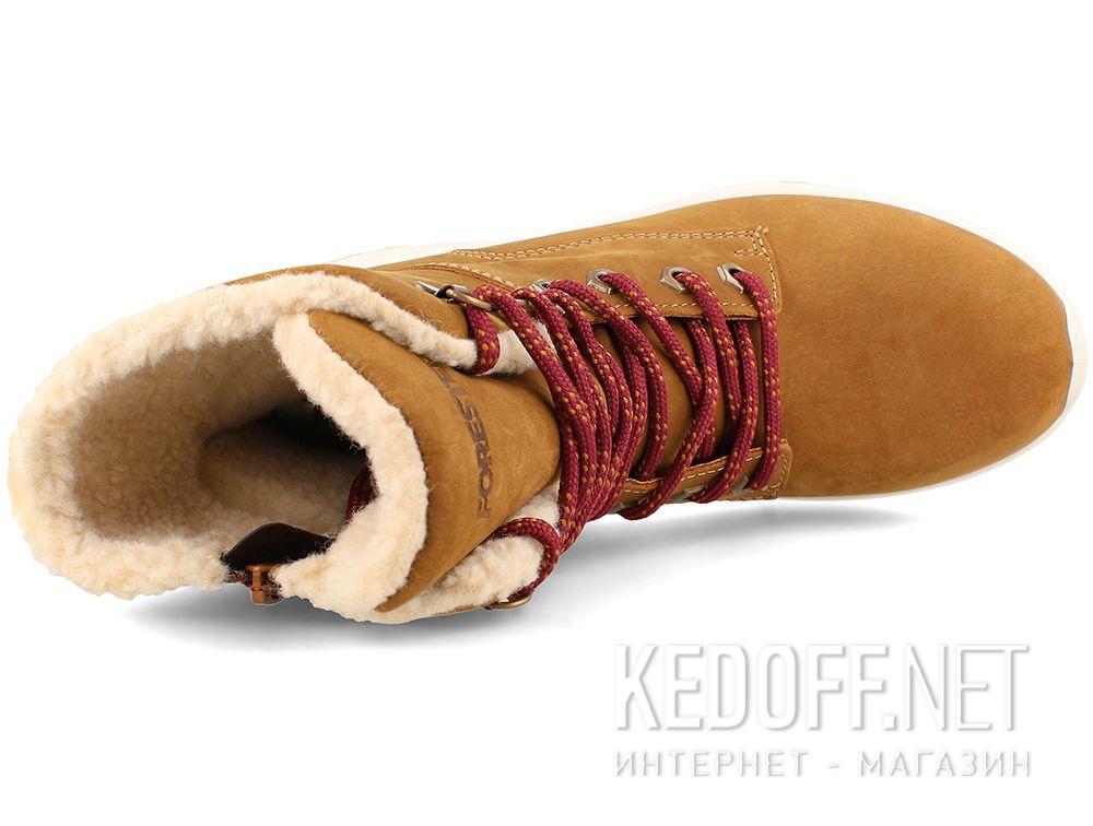 Женские ботинки Forester Ergostrike 14504-7 Memory Foam описание