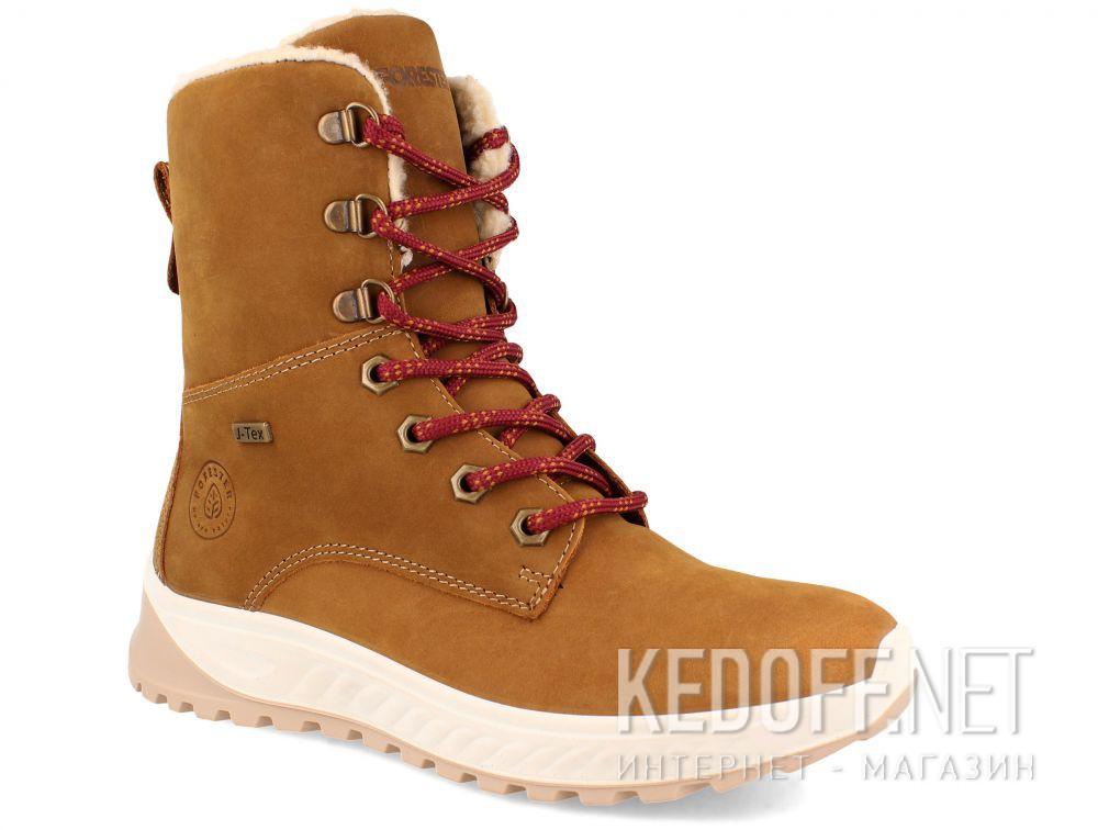 Купить Женские ботинки Forester Ergostrike 14504-7 Memory Foam