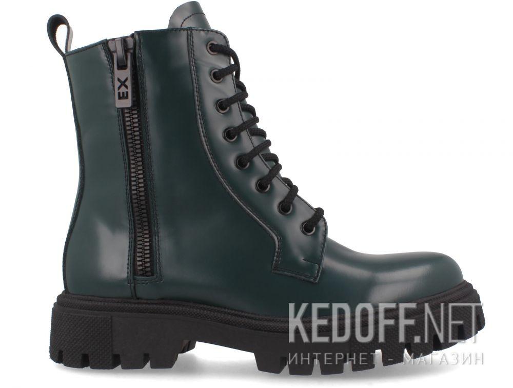 Женские ботинки Forester Alphabet Ex 68402077-22 купить Украина
