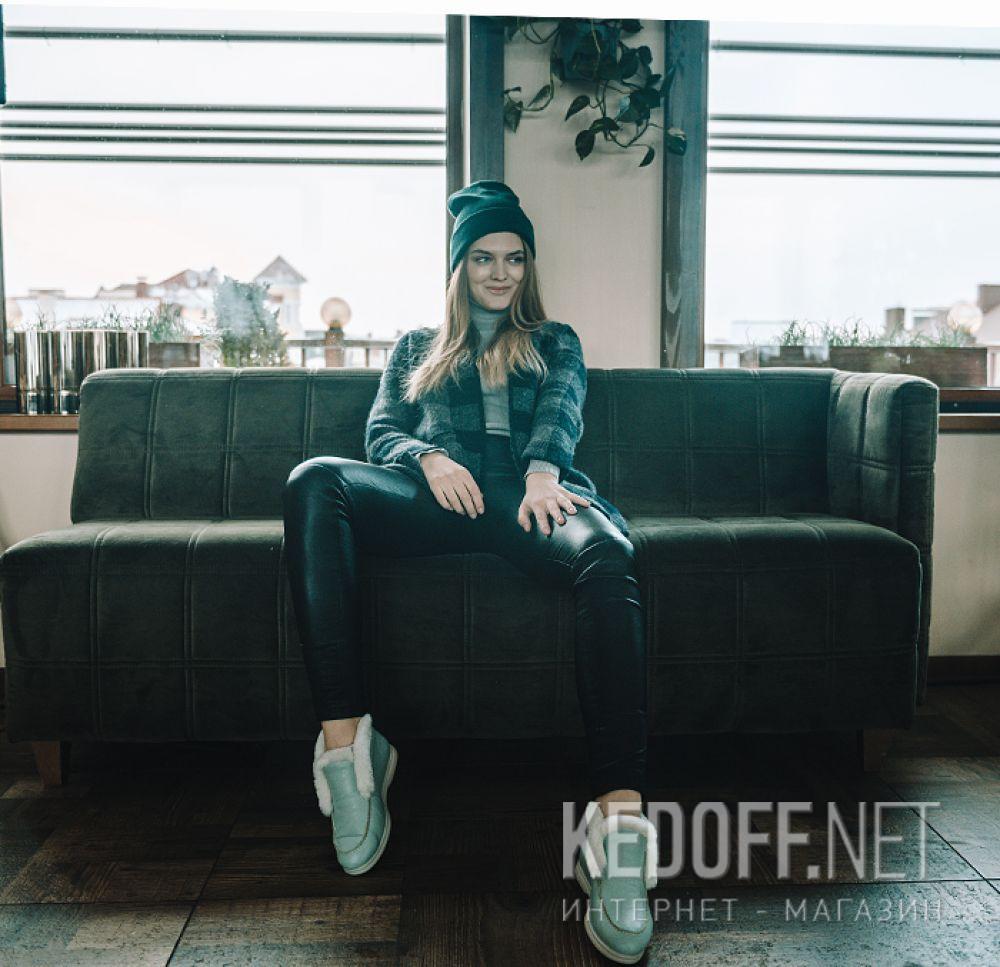 Жіночі черевики Forester Loro Piano 1022-28 описание