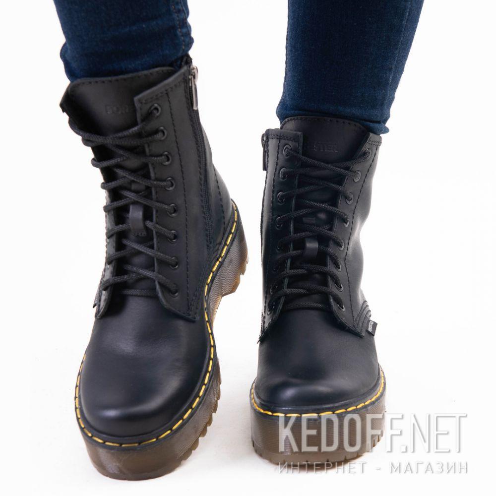 Жіночі черевики Forester Platform 15265-27 MB доставка по Украине
