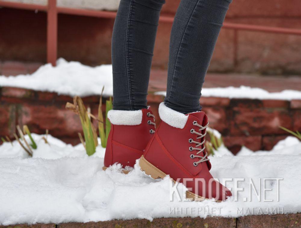 Женские ботинки Forester Pomodoro 0610-47