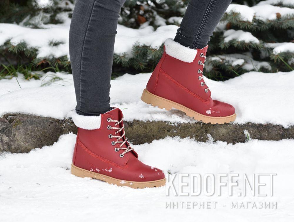 Женские ботинки Forester Pomodoro 0610-47 Фото 12