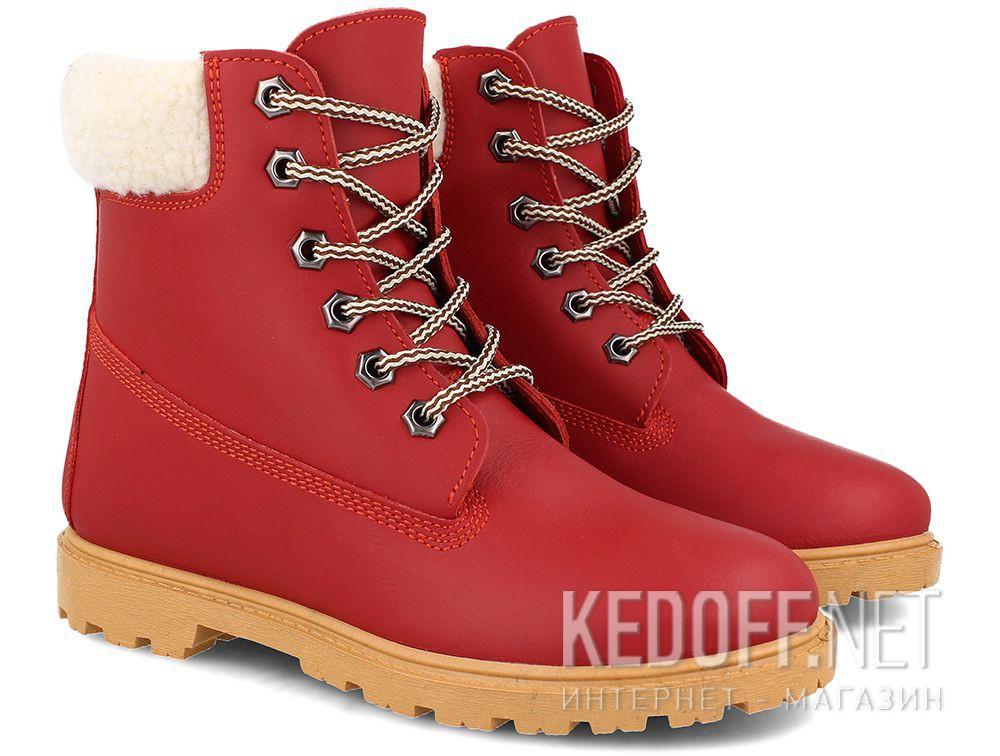 Женские ботинки Forester Pomodoro 0610-47 купить Украина