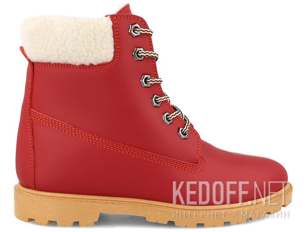 Женские ботинки Forester Pomodoro 0610-47 купить Киев