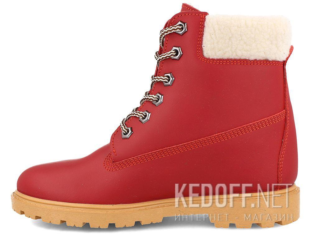 Оригинальные Женские ботинки Forester Pomodoro 0610-47