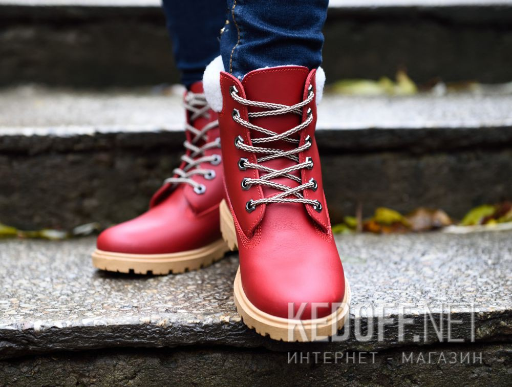 Женские ботинки Forester Pomodoro 0610-47 все размеры