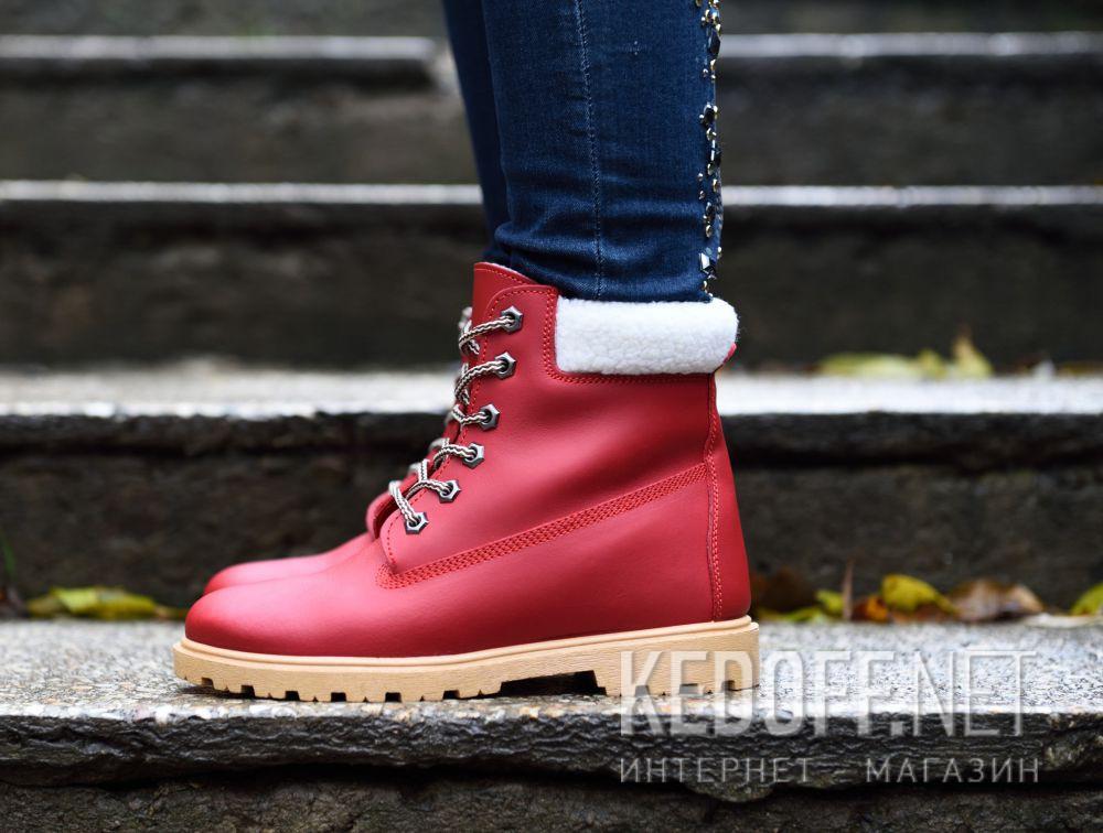 Доставка Женские ботинки Forester Pomodoro 0610-47