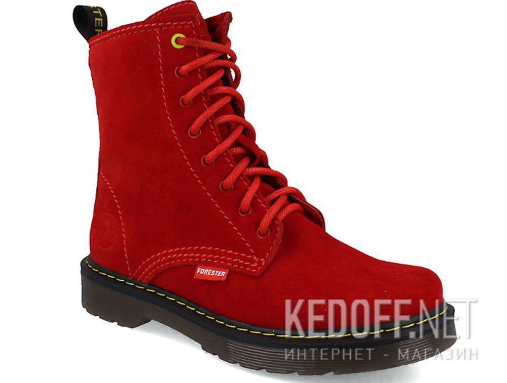 Купити Жіночі черевики Forester Red 1460-471