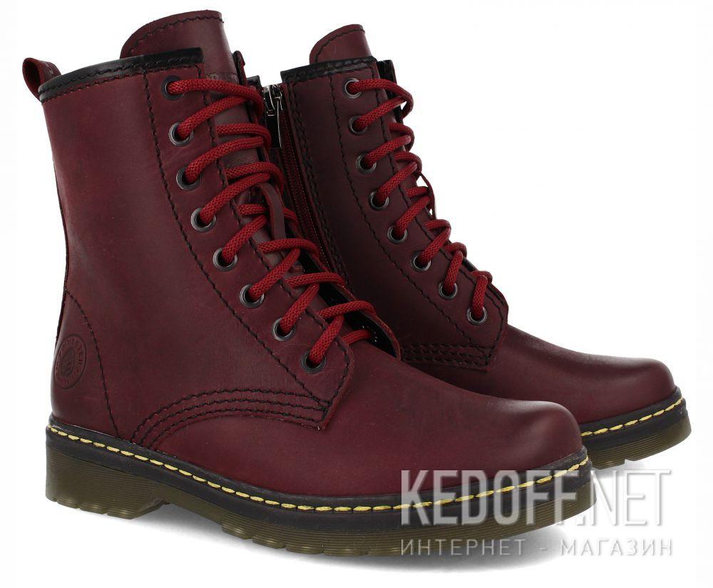 Женские ботинки Forester Serena Borteau Zip 1460-48 купить Украина