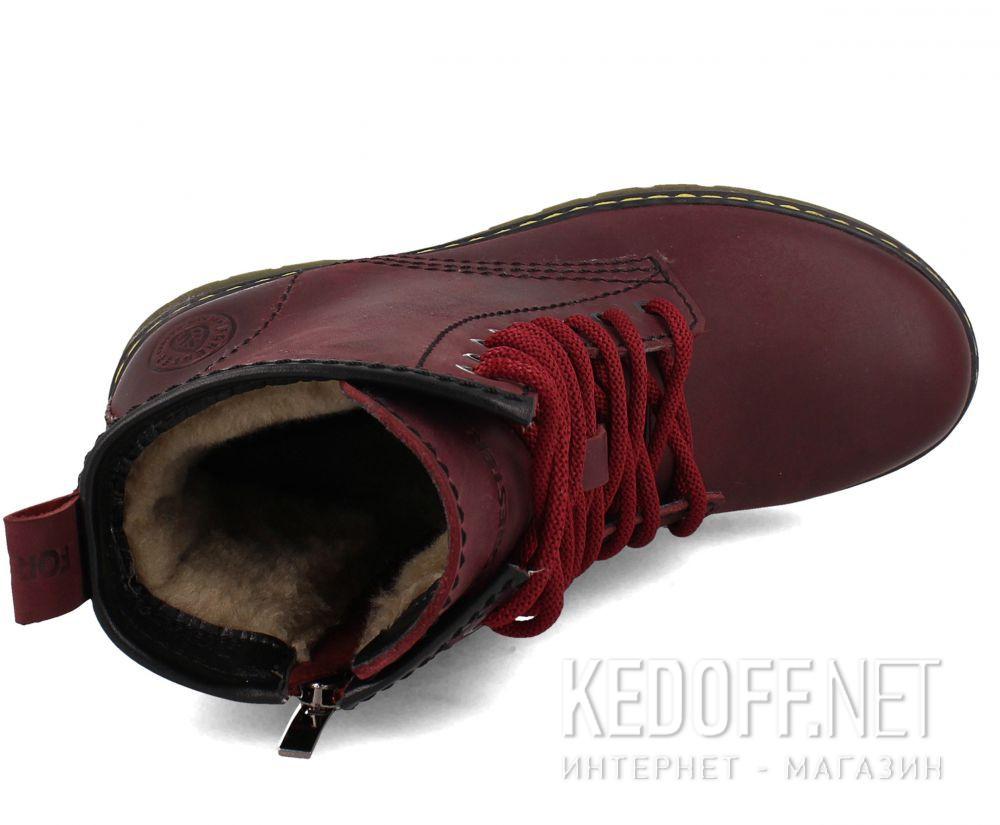 Женские ботинки Forester Serena Borteau Zip 1460-48 описание