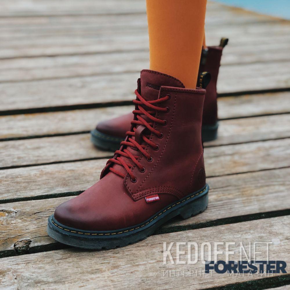 Женские ботинки Forester Serena Borteau Zip 1460-48 доставка по Украине