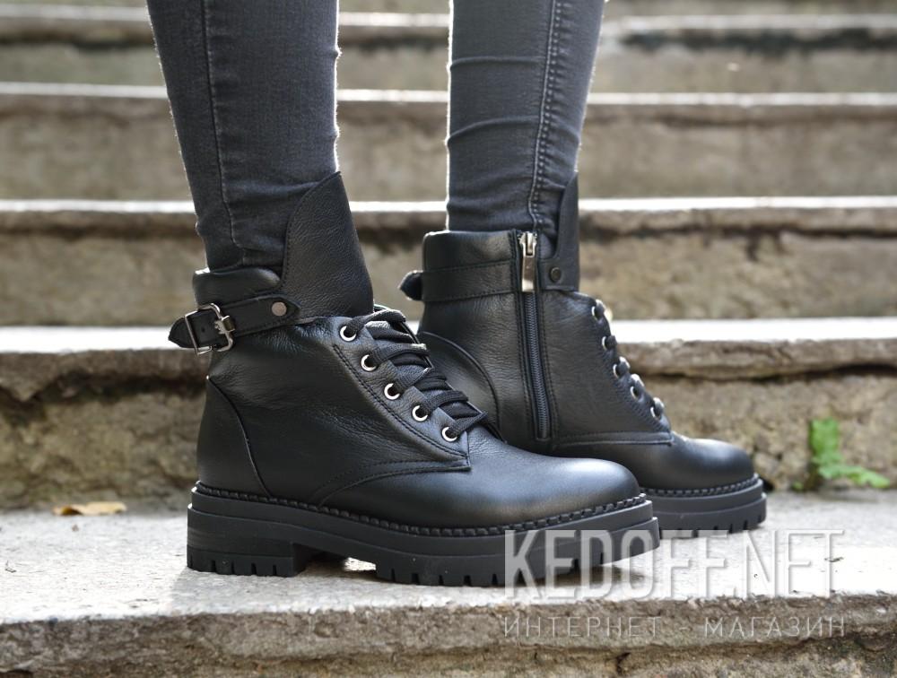 Женские ботинки Forester Urbanista 1538-1-27 доставка по Украине