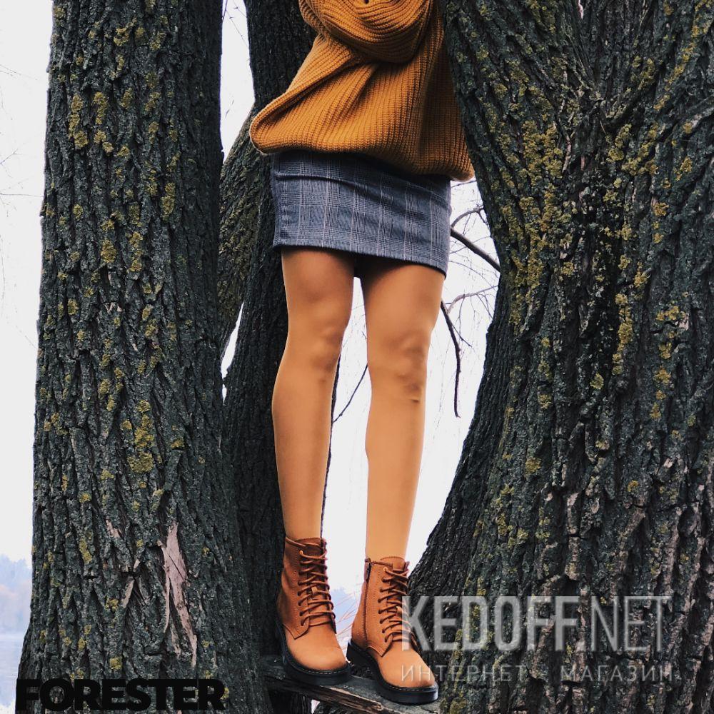 Женские ботинки Forester Urbanitas 1460-74MB