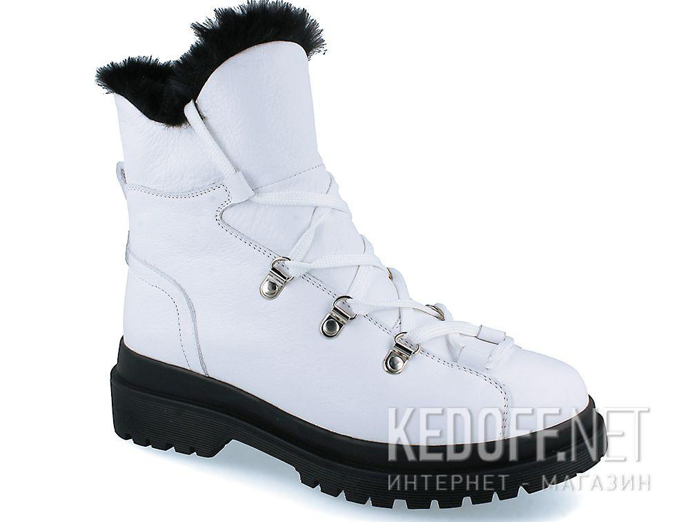 Купити Жіночі черевики Forester White Pedula 1590-13
