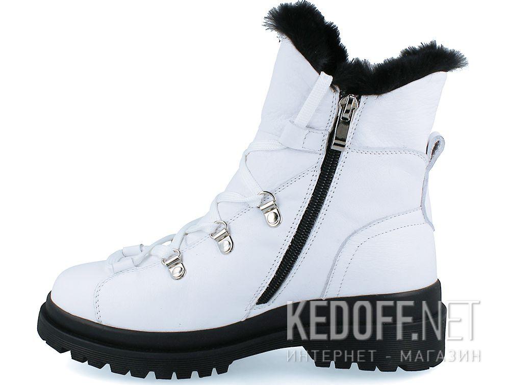 Жіночі черевики Forester White Pedula 1590-13 купить Киев