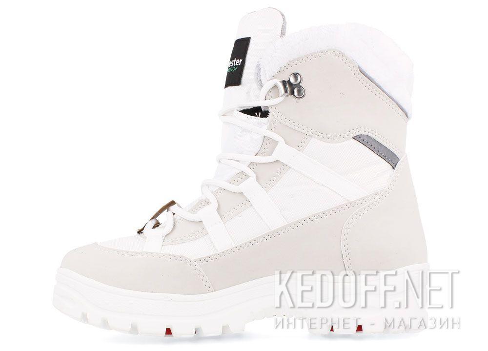 Женские ботинки Forester Whiteland 13116-1337 OC System Tipper купить Украина