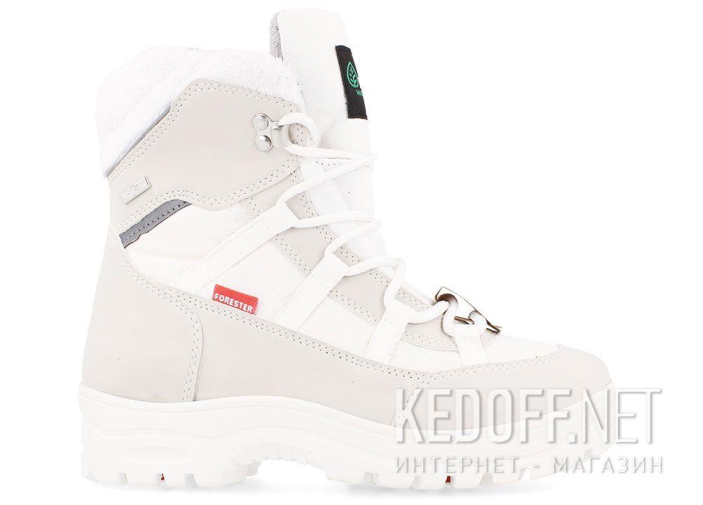 Женские ботинки Forester Whiteland 13116-1337 OC System Tipper купить Киев