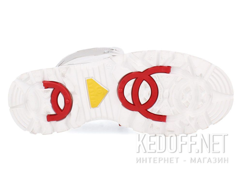 Цены на Жіночі черевики Forester Whiteland 13116-1337 OC SAystem Tipper