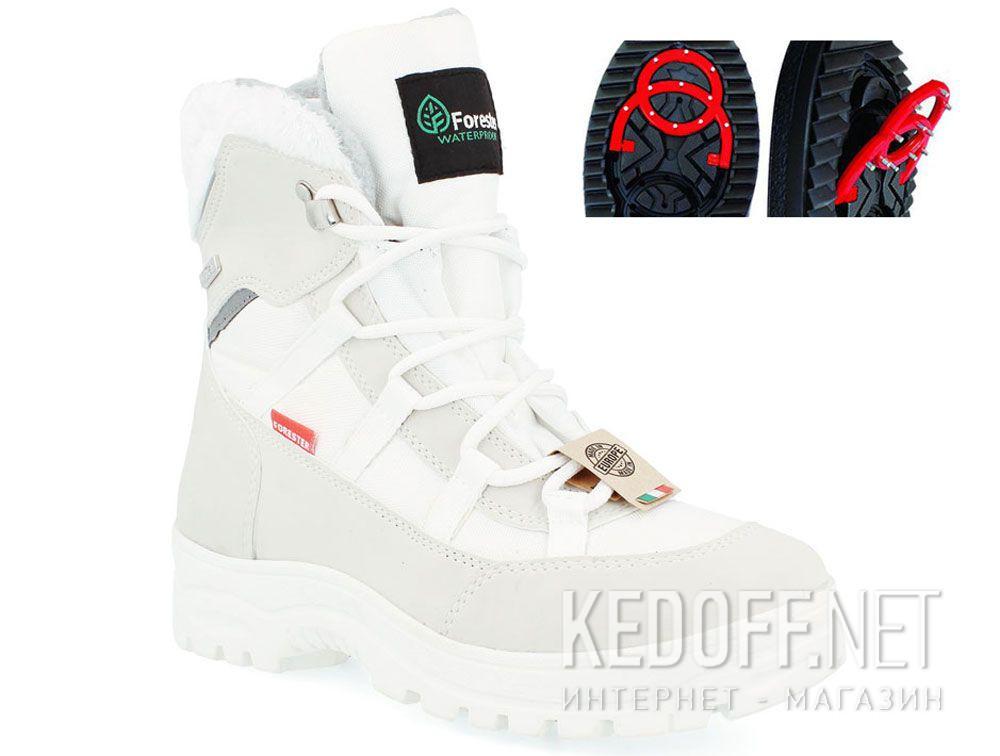 Купить Женские ботинки Forester Whiteland 13116-1337 OC System Tipper