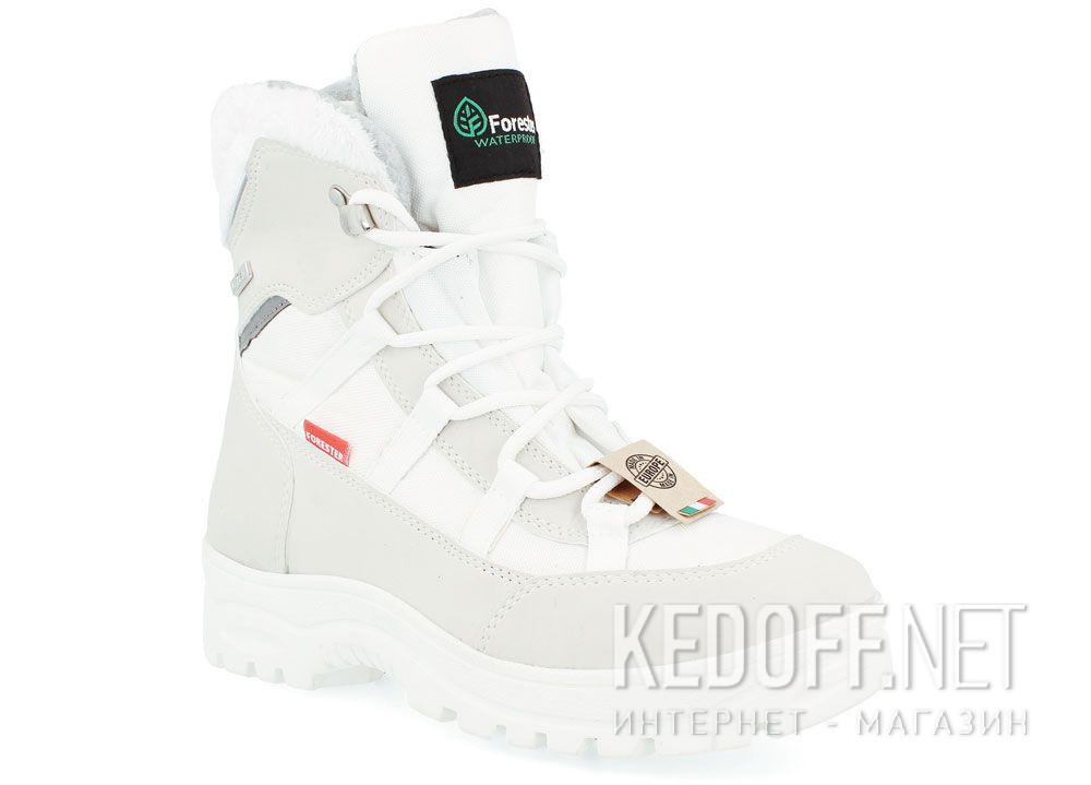 Доставка Женские ботинки Forester Whiteland 13116-1337 OC System Tipper