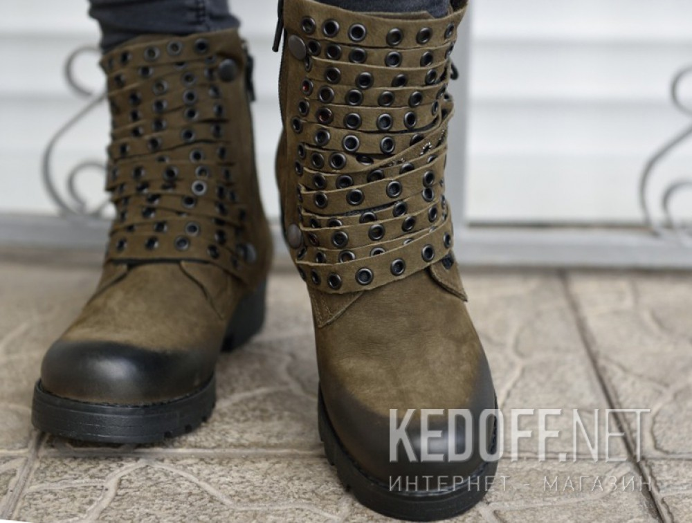 Женские ботинки Greyder 50513-22 все размеры
