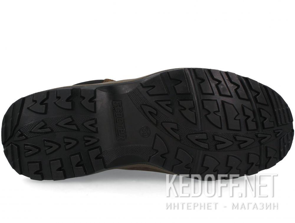 Оригинальные Термо ботинки Scooter Ranger G1221CO-18 Watertight
