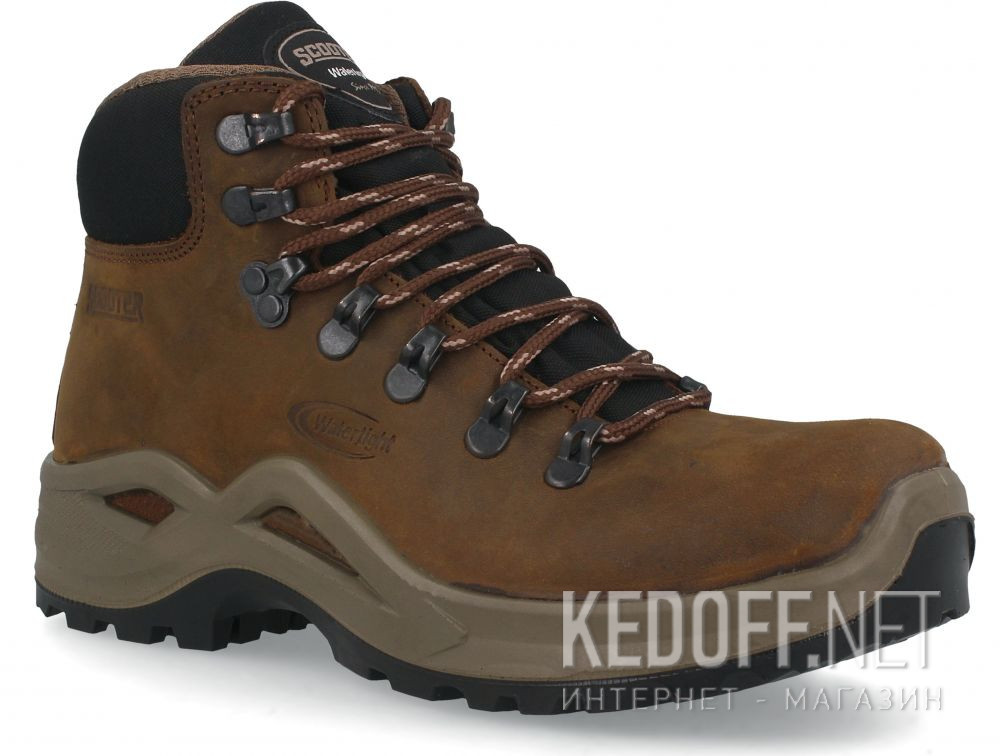 Купить Термо ботинки Scooter Ranger G1221CO-18 Watertight
