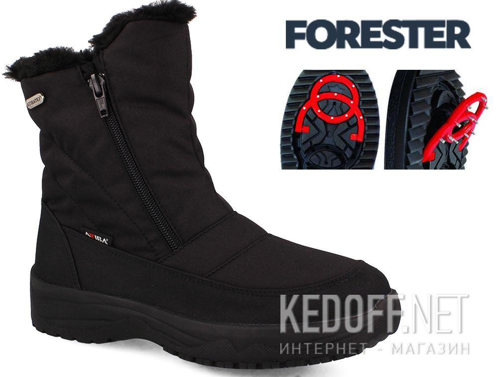 Купить Женские полуботинки Forester Attiba 115-27 Made in Italy
