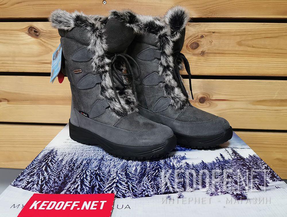 Жіночі зимові чобітки Forester Attiba 550360-37 Made in Italy Фото 13