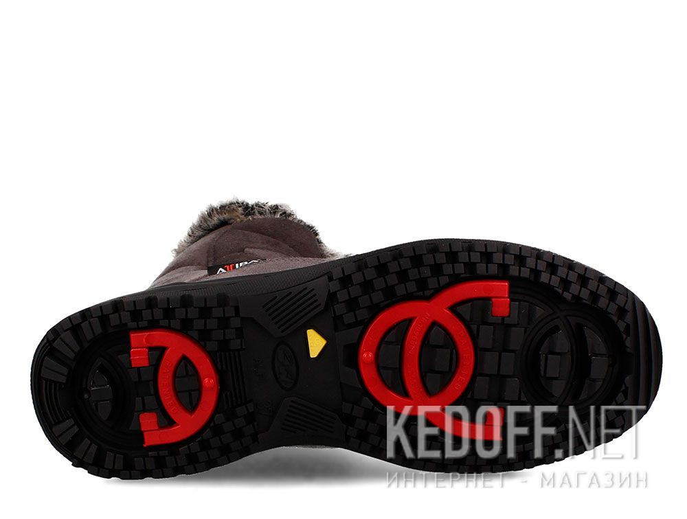 Жіночі зимові чобітки Forester Attiba 550360-37 Made in Italy купить Киев