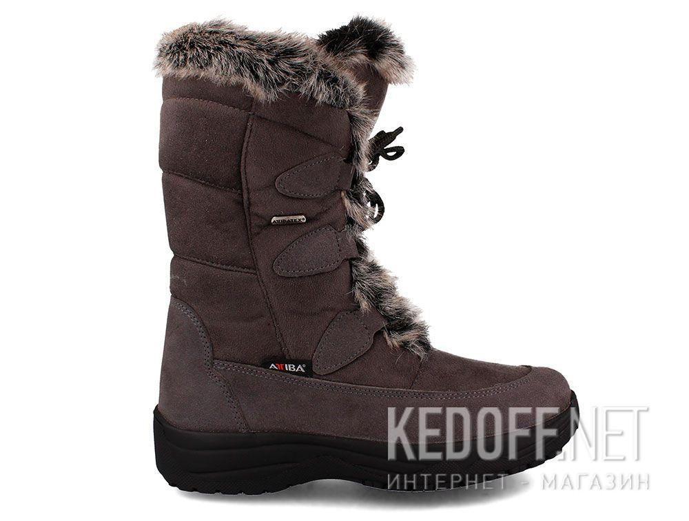Цены на Жіночі зимові чобітки Forester Attiba 550360-37 Made in Italy
