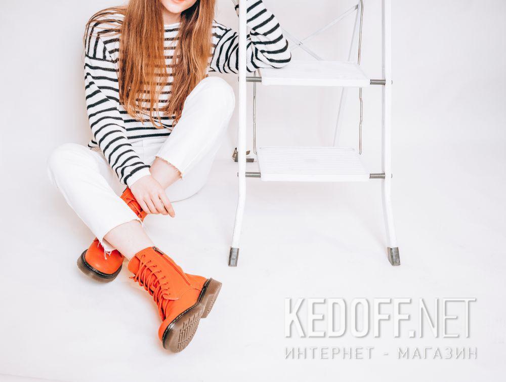 Доставка Женские ботиночки Forester Serena Red 1460-47