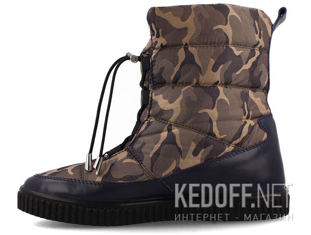 Женские ботинки Forester Terra Nova 00054-8975 описание