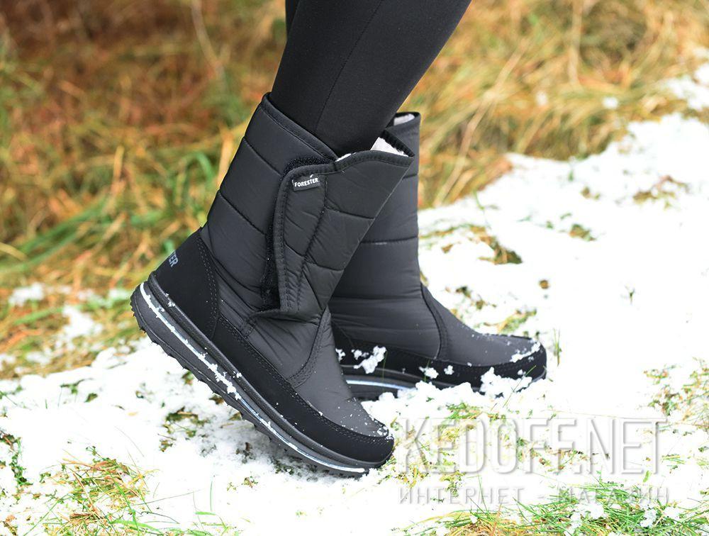 Женские дутики Forester  Apre Ski 1701820-27 доставка по Украине