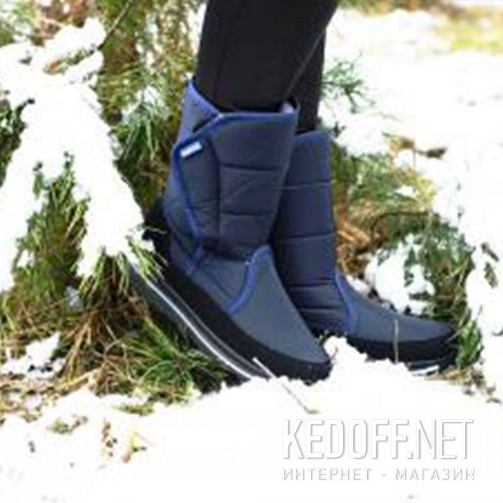 Женские дутики Forester Apre Ski 1701820-89 доставка по Украине