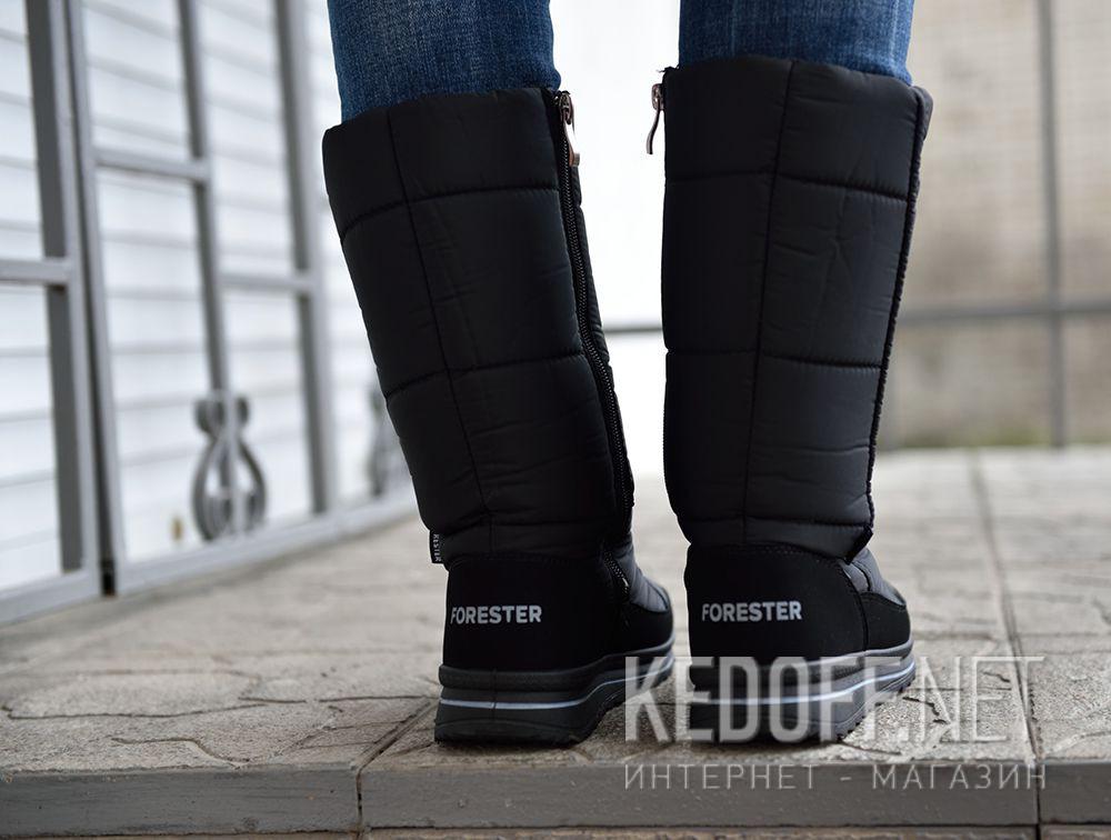 Женские дутики Forester Apres Ski 1472-27 доставка по Украине