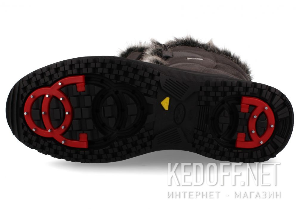 Оригинальные Жіночі зимові чобітки Forester Attiba 550360-37 Made in Italy