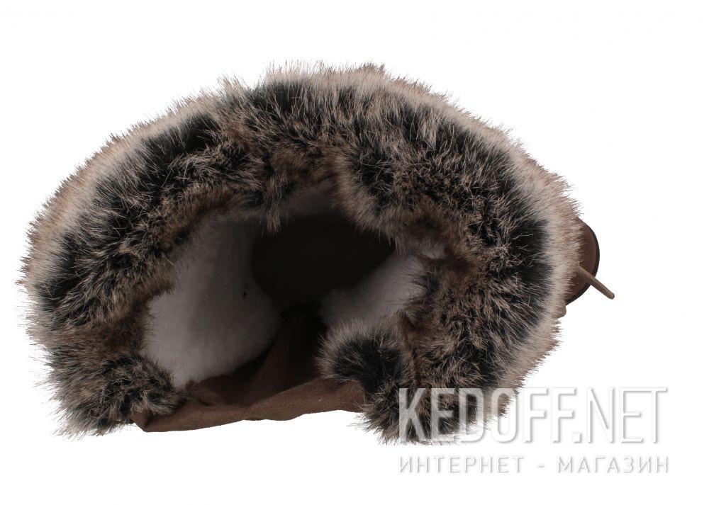 Жіночі зимові чобітки Forester Attiba 550360-37 Made in Italy описание