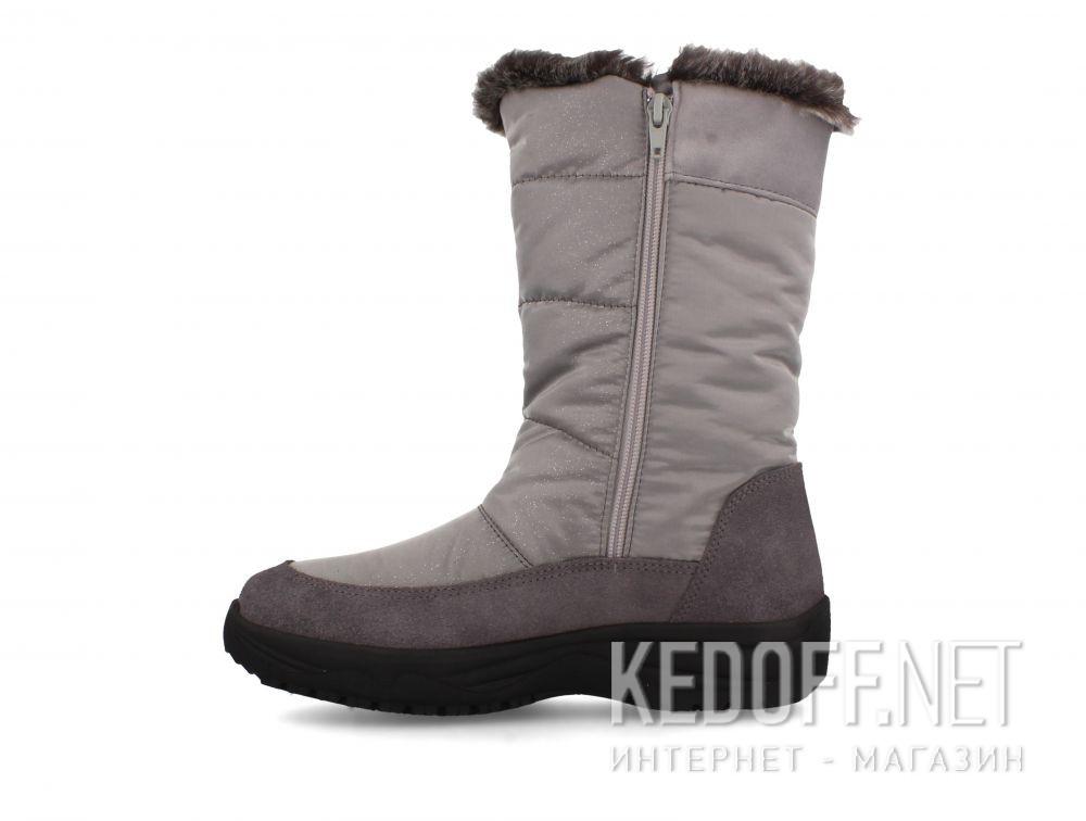 Женские сапоги зимоходы Forester Attiba 80303P-37 Made in Italy купить Киев
