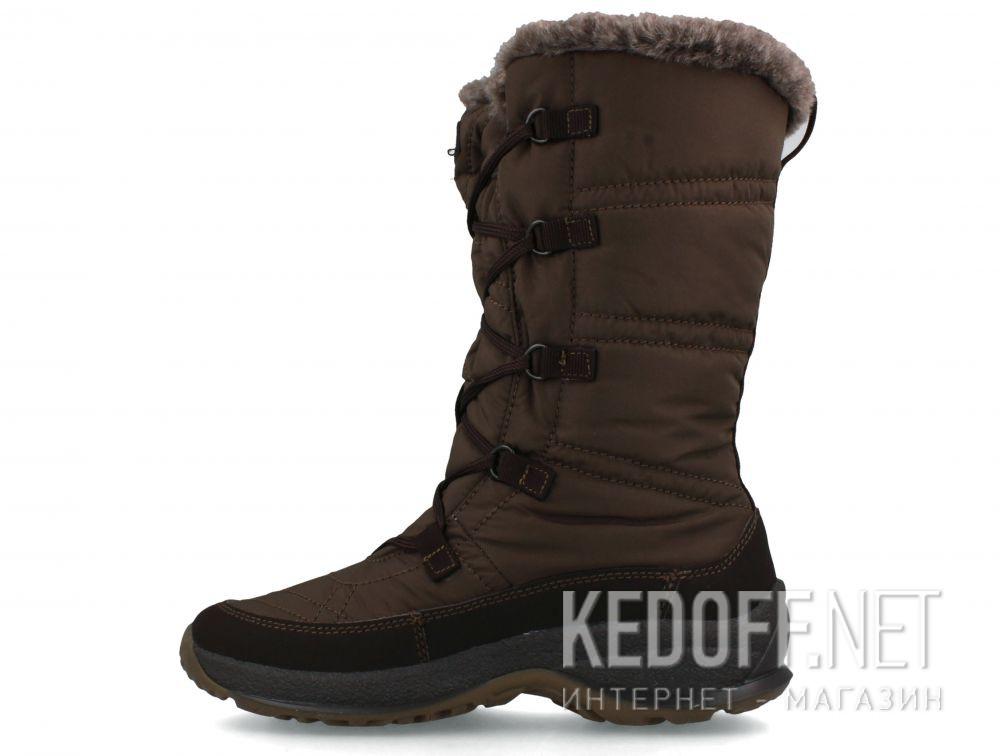 Damskie pikowane sniegowce Lytos Carbon Ad 11 2AD020-11FC купить Киев