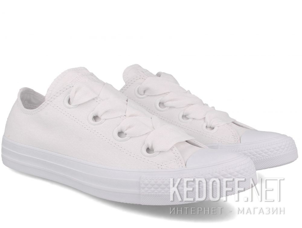 9d04f69e4637 Womens sneakers Converse All Star Big Eyelet Ox 559927C купить Украина