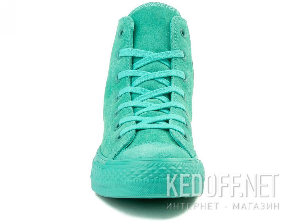 97538b1f11bf Women s Converse Chuck Taylor All Star Mono Suede 561728C Pure Teal описание