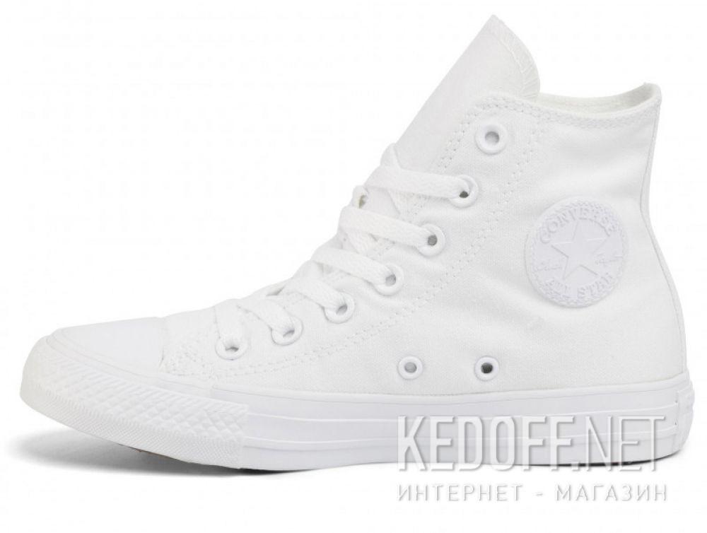 Белые кеды Converse Chuck Taylor All Star Mono High-Top 1U646 купить Украина