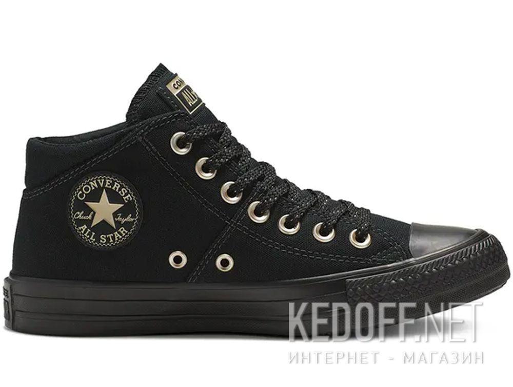 Жіночі кеди Converse Chuck Taylor All Star Madison 565228C Mid Black купити Україна