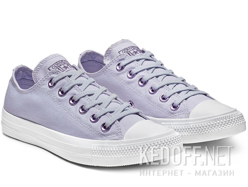 Женские кеды Converse Chuck Taylor All Star Ox 163284C