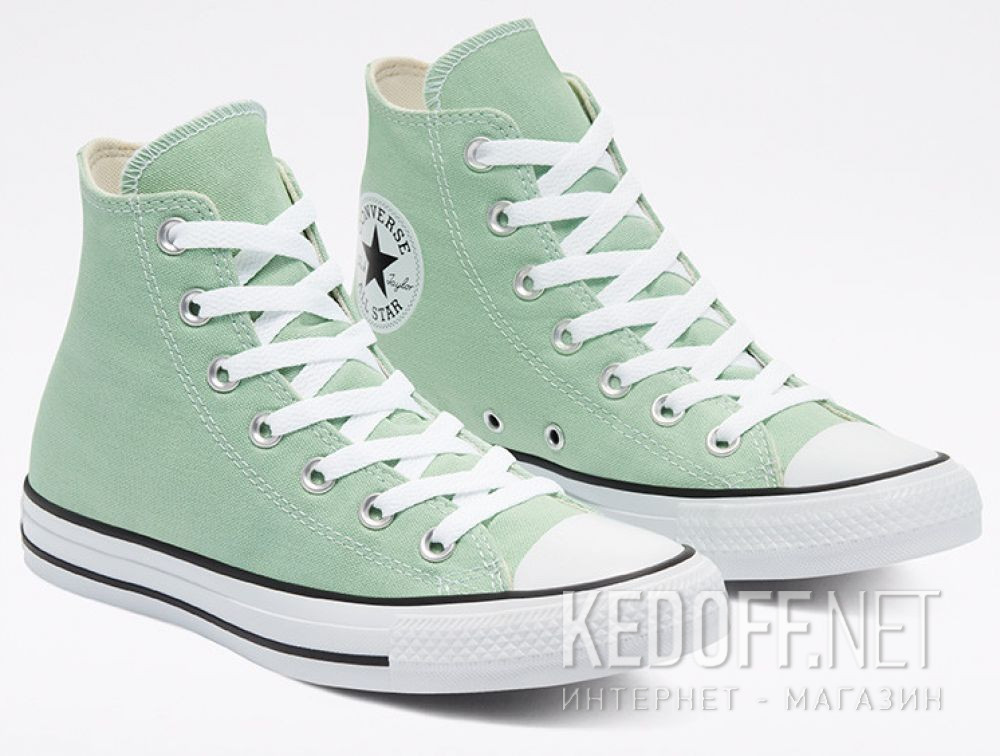 Женские кеды Converse Chuck Taylor All Star Seasonal Color Hi 170465C купить Киев
